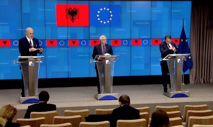 Hap i madh drejt Europës.| Shqipëria plotëson kushtet e BE, Rama vlerësohet nga...