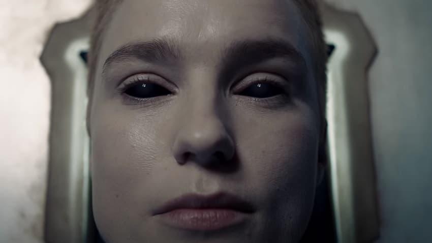 Вышел трейлер фантастического сериала «Воспитанные волками» от Ридли Скотта
