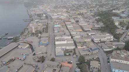 Εικόνες αποκάλυψης στην Καραϊβική από την έκρηξη ηφαιστείου
