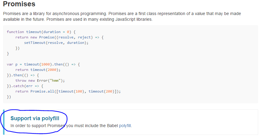 Legacy Browser Support for using Babel - Coding Defined