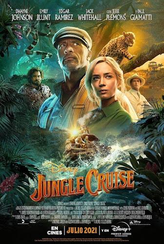 Jungle Cruise (Web-DL 4K UHD Dual Latino / Ingles) (2021)