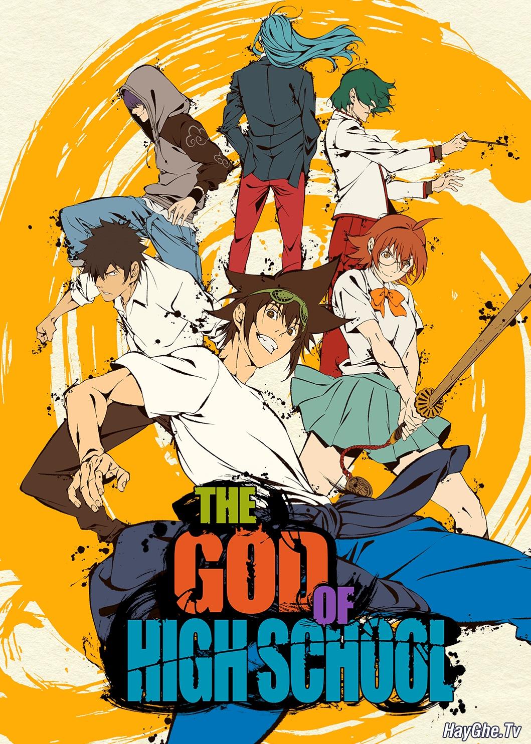 Xem Phim Chúa Tể Học Đường - The God Of High School