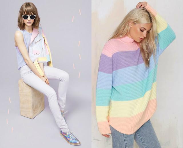 pastele-ubrania