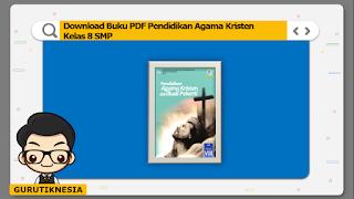 download ebook pdf buku digital pendidikan agama kristen kelas 8 smp