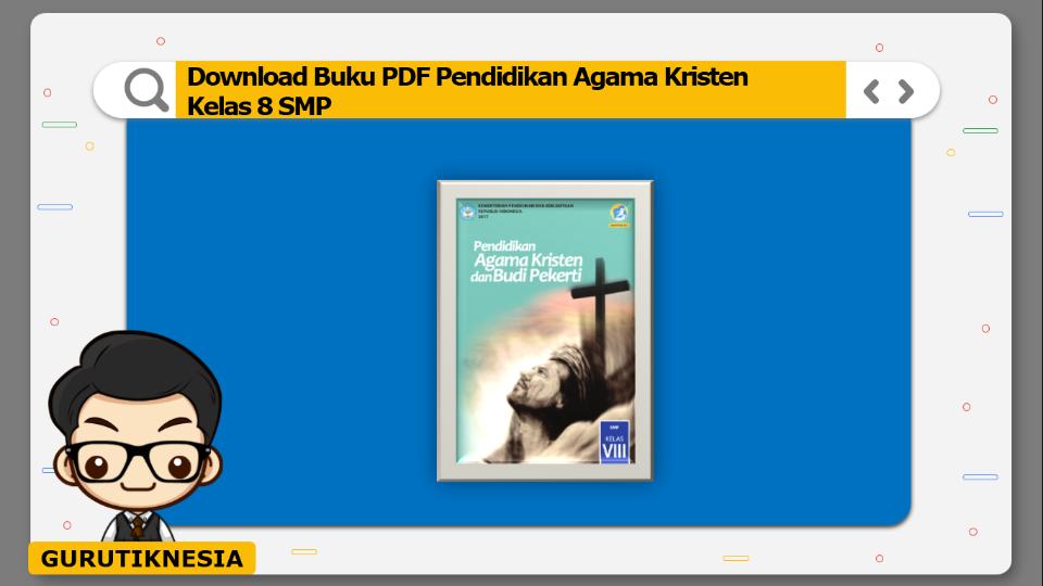 download  buku pdf pendidikan agama kristen kelas 8 smp