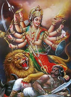 Durgai Amman 108 Potri Tamil Lyrics