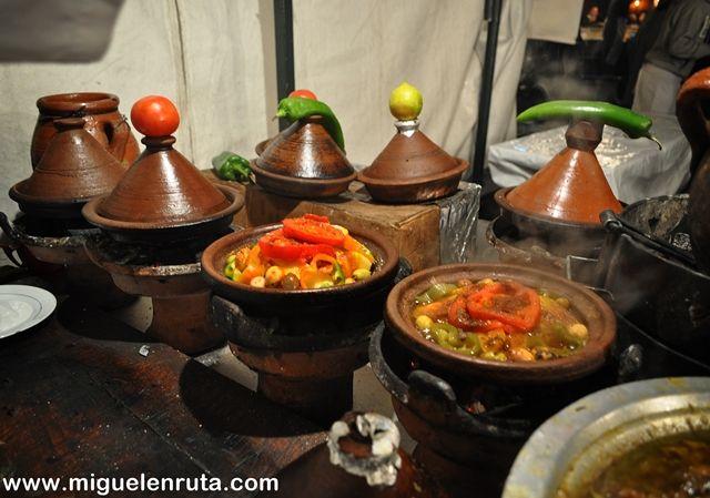 Tajin-Marruecos