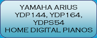 Pictures of Yamaha YDP144, YDP164, YDPS54