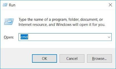 Cara Cek Windows Asli Atau Bajakan Melalui CMD