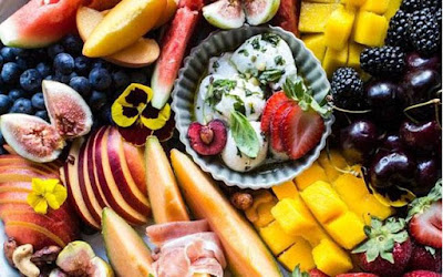 summer-fruits-for-glowing-skin-hair