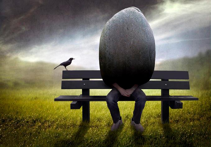 Ben Goossens 1945 | Digital surrealist photographer