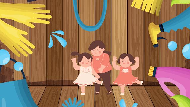 Karir Seorang Ibu Rumah Tangga Tangguh