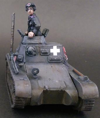 28mm Panzer Befehlswagen