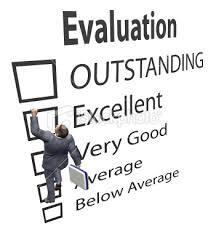 بحث حول أخطاء تقييم الاداء