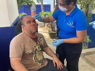 Acusan a Livia Brito de agredir a paparazzi en Cancún