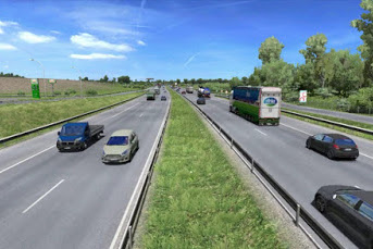 Mod Traffic Density and Speed Limits for 1.36