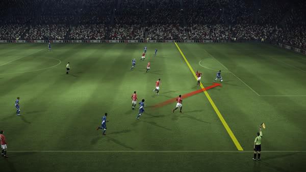 Cara Membuat Jebakan Offside Di Sepak Bola