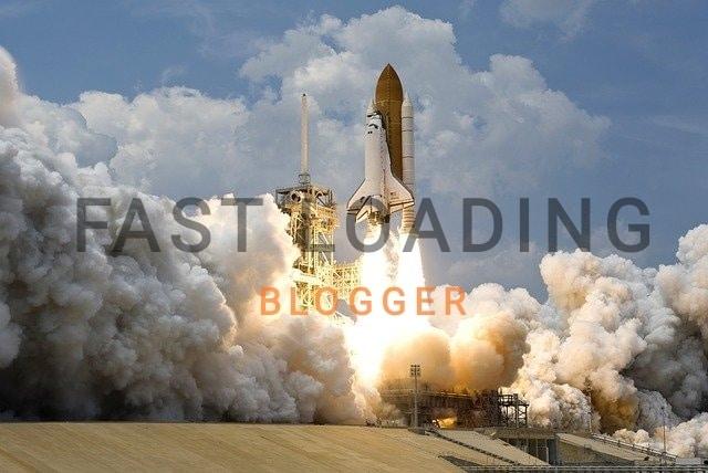 mempercepat loading blogger