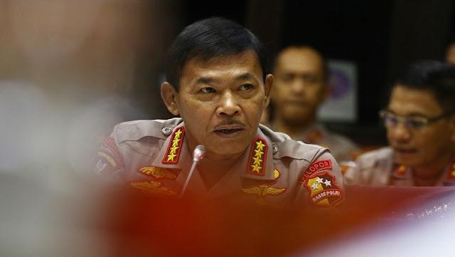 Kapolri Terbitkan Telegram Mutasi Jabatan, Penyidik KPK Teman Novel Baswedan Jadi Kapolres Grobogan