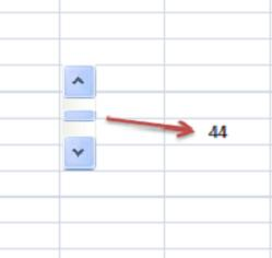 Qué es una Barra de desplazamiento de Excel