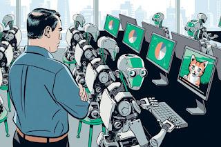 الذكاء الاصطناعي وفرص العمل Artificial intelligence and job opportunities
