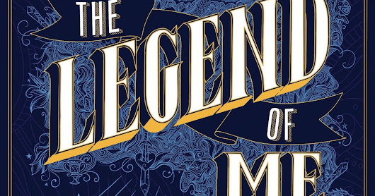 Book Review - The Legend of Me: An Epic Do-It-Yourself Autobiography