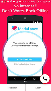 medulance app review OTP