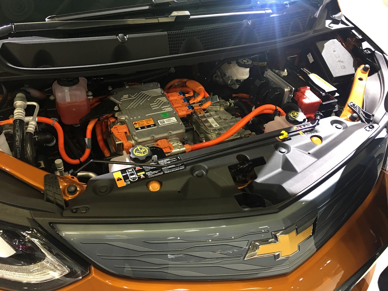 The Sasson Report: Chevrolet Bolt EV costs half the price of