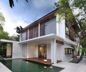 rumah rumah minimalis: south korea modern homes designs