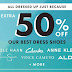 SUPER HOT SHOES AND SANDALS SALE FROM DSW!! 50% off + Extra 40% Off+ Free Shipping: Girl's From $4.49, Boys $5.99, Women's $5.99, Men's from $11.99