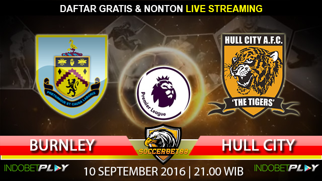 Prediksi Burnley vs Hull City 10 September 2016 (Liga Inggris)
