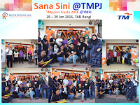 TMpoint Fiesta 2016, TAD Bangi