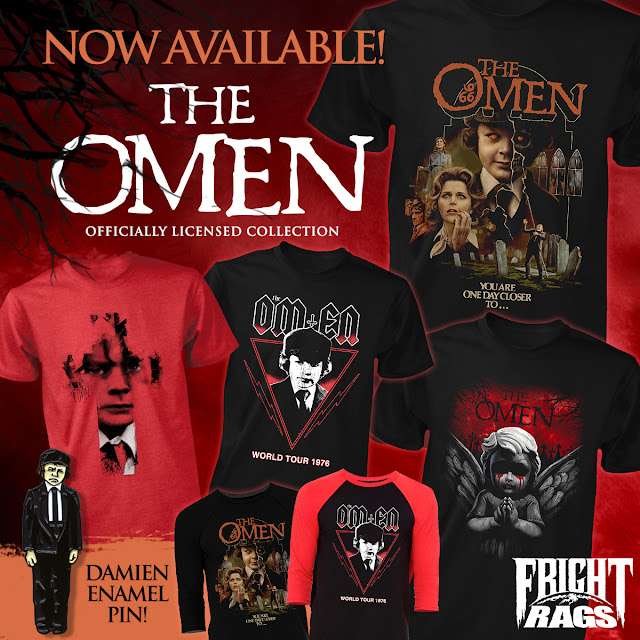 The Omen Merchandise Image