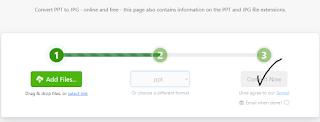 Cara Menyimpan Slide PowerPoint (PPT) Menjadi File Gambar (JPEG) Offline Tanpa Aplikasi