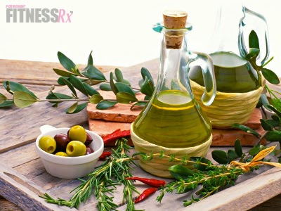 Cancer Benefits From Olive Oil