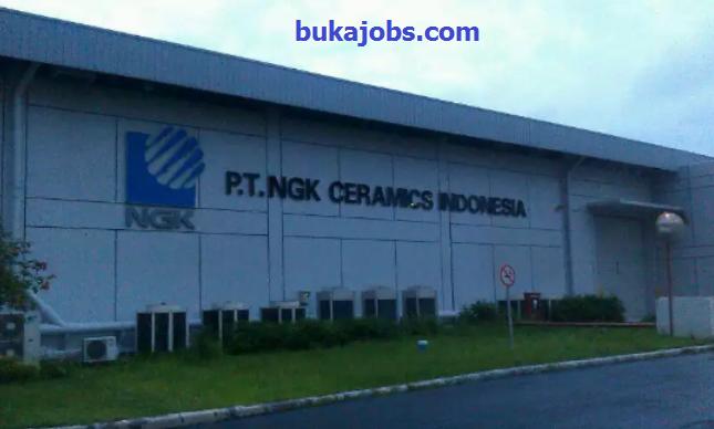 Lowongan Kerja PT. NGK Ceramics Indonesia 2019