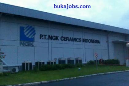 Lowongan Kerja PT. NGK Ceramics Indonesia Oktober 2019
