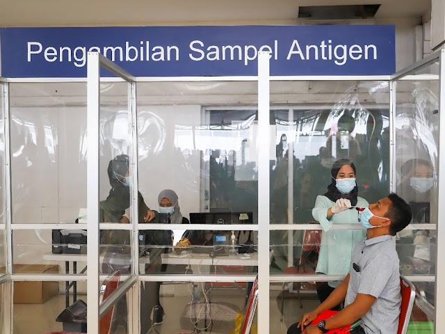 Ini Lokasi-Lokasi Stasiun Kereta Api untuk Rapid Test Antigen Rp45.000