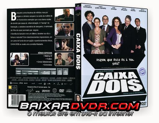 CAIXA DOIS (2006) DUAL AUDIO DVD-R OFICIAL