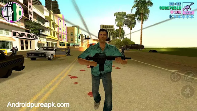 Gta vice city apk data