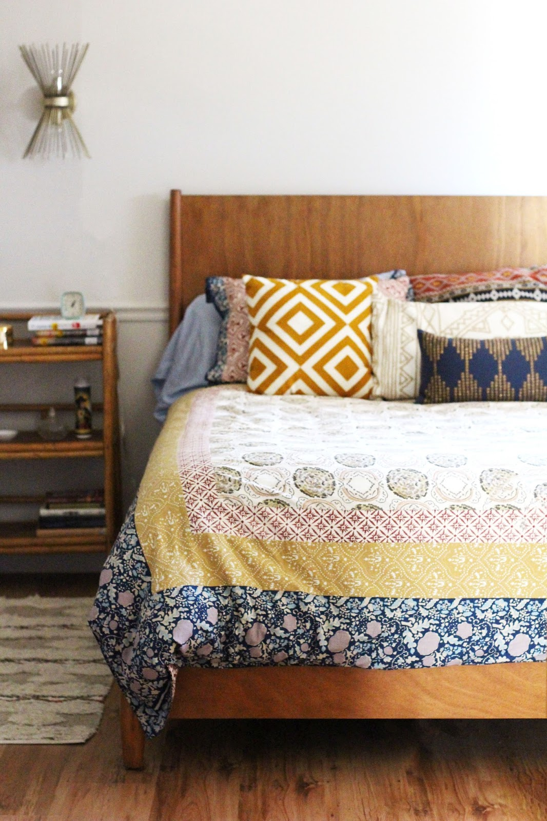 Boho Bedroom Before And After Shabby Boho Bedroom Makeover