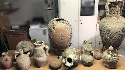 Κρήτη: Χειροπέδες σε 56χρονο αρχαιοκάπηλο που είχε μετατρέψει το σπίτι του σε μουσείο
