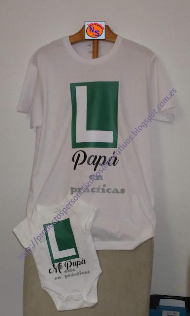 camiseta y body L practicas