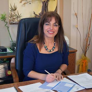 Συγχαρητήρια της Δημάρχου Σουλίου στη νέα Διευθύντρια Πρωτοβάθμιας Εκπαίδευσης Θεσπρωτίας