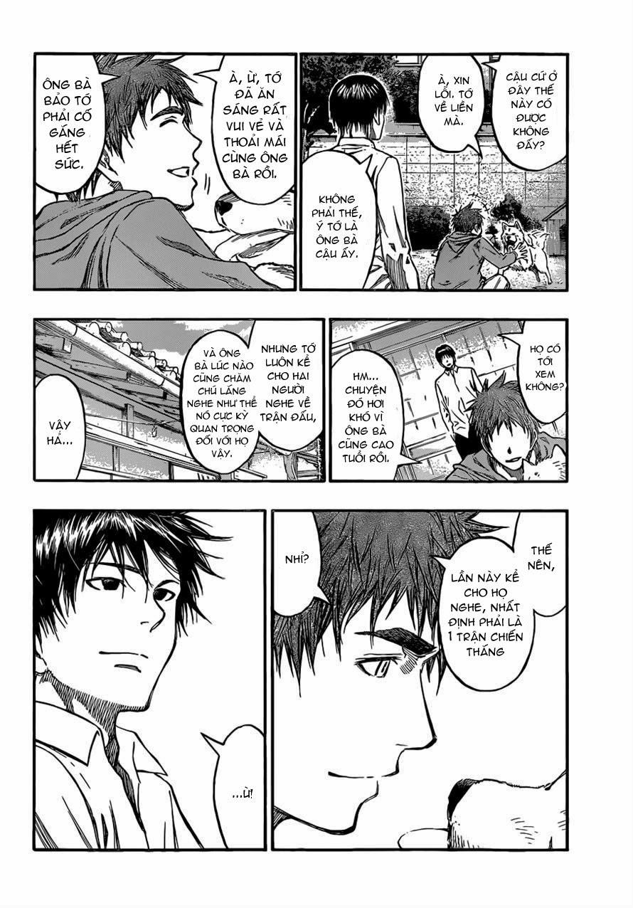 Kuroko No Basket chap 229 trang 8