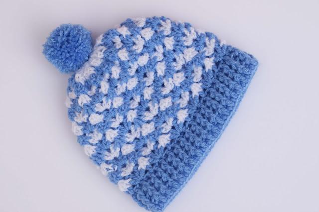 2 - Crochet Imagen Gorro conjunto a crochet y ganchillo por Majovel Crochet