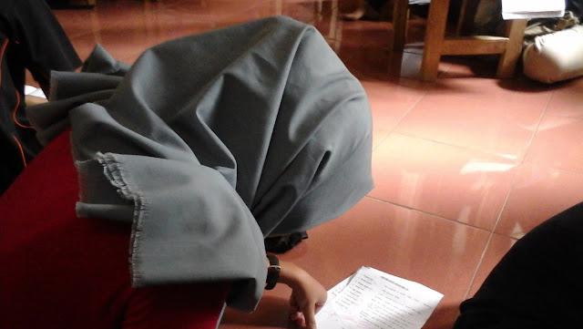 Antara Ujian Penilaian dan Ujian Mental di Pare