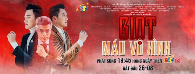 Phim Giọt Máu Vô Hình - SCTV14
