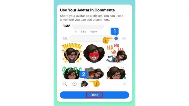 Cara Membuat Avatar Facebook Dan Membagikan di Beranda