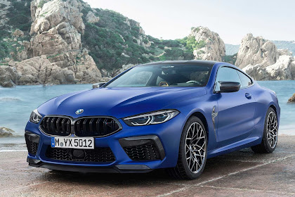 2020 BMW M8 Coupe Review, Specs, Price
